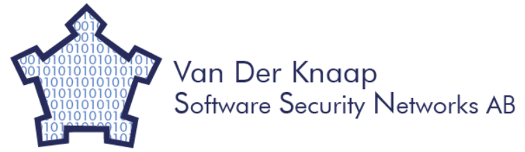 Van Der Knaap Software Security Networks AB
